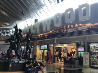 ターミナル21の映画館