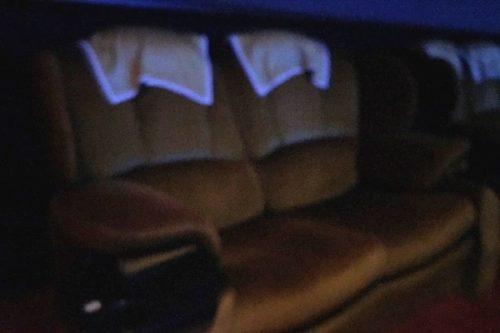 ターミナル21の映画館ソファ席